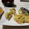 今日は太ってもいいので、食べる!天ぷら~・・・靴下って色々あるね、最近、買ってます、ハマってます。