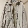春先からの着れるジャケット、便利そうなので、買いました、お金は今から節約で、節約ごはん。