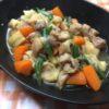 老夫婦の一つのスタイル、半径5m外の距離感(笑)朝5時前からガテン飯を作り夜は孤食。