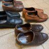 春なので、靴の入れ替えメンテナンス・・靴、探しに行こう、ついでに春のお買いもの(笑)