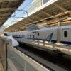 大失敗、前日にお土産を買いに行き、いよいよ新サービス加入で新幹線、行ってきます。