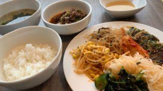 貧乏でも高級焼肉、お得な1,500円ランチで食べました、出汁で食べる焼肉です。幸せです(=゚ω゚)ノ