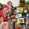 スーパーで8,000円の買い物、正月並みだと・・へこむ、私的には爆買いです(>_<)