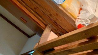 階段下の空きスペース、開かずの間、10年ぶりの大掃除と断捨離、出てきたものは・・ヤッパリ