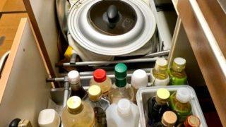 不仲の夫とキッチン共用・・場所取り合戦?断捨離すれば正解でした、漬物の糠床どうするのかな?