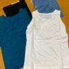 資金繰り終了、支払いできそうです、生協で初Tシャツ買いました、これが欲しかった。